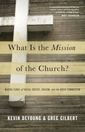 What is the Mission of the Church? eBook