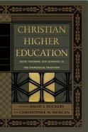 Christian Higher Education eBook