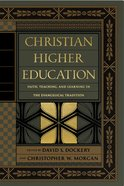 Christian Higher Education eBook