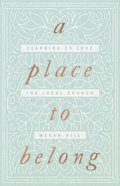A Place to Belong eBook