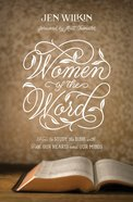 Women of the Word (Foreword By Matt Chandler) eBook