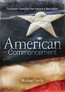 American Commencement eBook