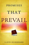 Promises That Prevail eBook
