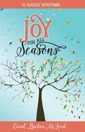 Joy For All Seasons eBook