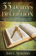 33 Degrees of Deception eBook