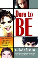 Dare to Be eBook