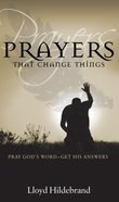 Prayers That Change Things eBook