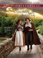 Sanctuary For a Lady (Love Inspired Series Historical) eBook
