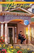 A Family of Their Own (Love Inspired Series) eBook