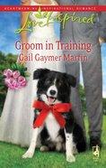 Groom in Training (Love Inspired Series) eBook
