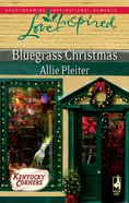 Bluegrass Christmas (Love Inspired Series) eBook