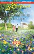Lone Star Blessings (Love Inspired Series) eBook