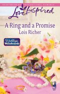A Ring and a Promise (Love Inspired Series) eBook