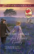 Second Chance Family (Love Inspired Series Historical) eBook