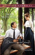 A Most Unusual Match (Love Inspired Series Historical) eBook