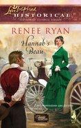 Hannah's Beau (Love Inspired Historical Series) eBook