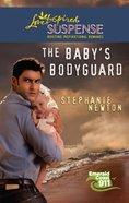The Baby's Bodyguard (Love Inspired Suspense Series) eBook