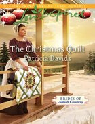 The Christmas Quilt (Love Inspired Series) eBook