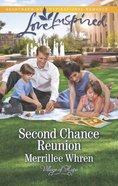 Second Chance Reunion (Love Inspired Series) eBook