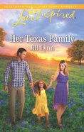 Her Texas Family (Love Inspired Series) eBook