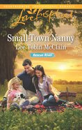 Small-Town Nanny (Love Inspired Series) eBook