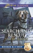 Search and Rescue (Love Inspired Suspense Series) eBook