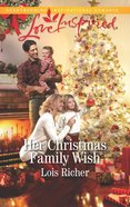 Her Christmas Family Wish (Love Inspired Series) eBook