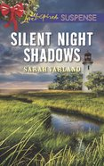 Silent Night Shadows (Love Inspired Suspense Series) eBook