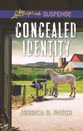 Concealed Identity (Love Inspired Suspense Series) eBook