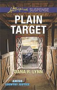 Plain Target (Love Inspired Suspense Series) eBook
