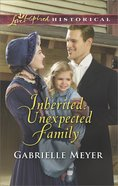 Inherited (Love Inspired Series Historical) eBook