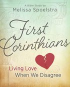 First Corinthians - Women's Bible Study Participant Book eBook