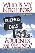 Who is My Neighbor? (Teacher Manual) eBook