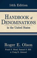 Handbook of Denominations in the United States, 14Th Edition eBook