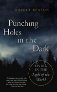 Punching Holes in the Dark eBook