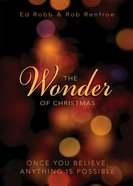 The Wonder of Christmas [Large Print] eBook