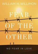 Fear of the Other eBook