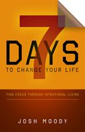 7 Days to Change Your Life eBook