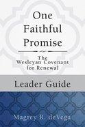 One Faithful Promise: Leader Guide eBook