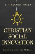 Christian Social Innovation eBook