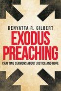 Exodus Preaching eBook