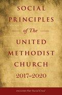 Social Principles of the United Methodist Church 2017-2020 eBook