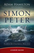 Simon Peter: Flawed But Faithful Disciple (6 Week Lenten Journey) (Leader Guide) eBook