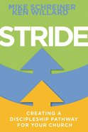 Stride: Creating a Discipleship Pathway For Your Church eBook