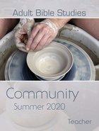 Adult Bible Studies Summer 2020 (Teacher) eBook