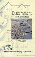 Discernment (Holy Living Series) eBook