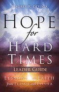 Hope For Hard Times Leader Guide eBook
