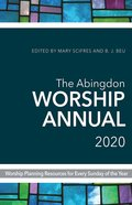 The Abingdon Worship Annual 2020 eBook