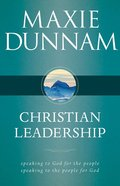 Christian Leadership eBook