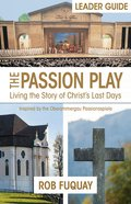The Passion Play Leader Guide eBook